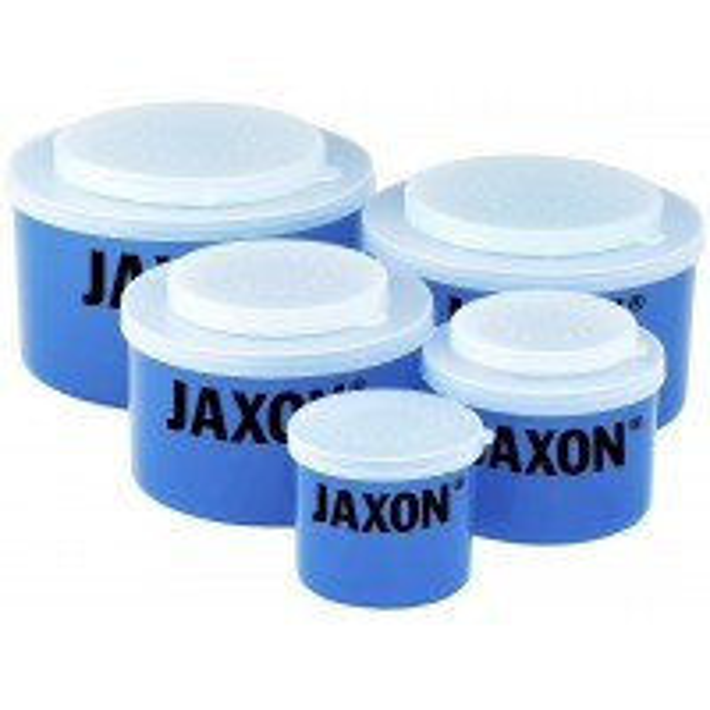 Set 5 Cutii Masura Oficiala Jaxon pentru Momeala