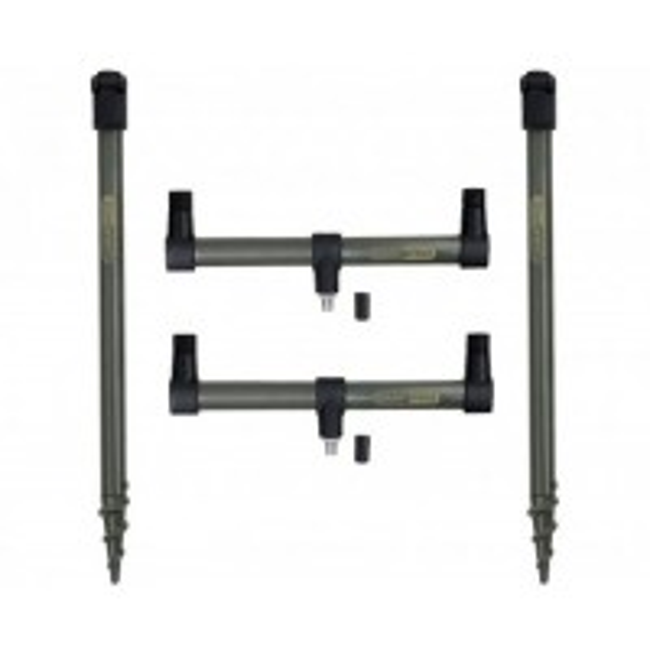 Set Buzz Bars + Picheti Carp Pro Buzz & Sticks Kit In Bag, 2+2buc/set