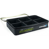 Set Matrix XL EVA BaitT Storage System, 6 x Bac de Nada + Cutie Transport