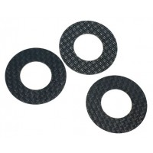 Set Saibe Carbon Zarguzon pentru Mulinete Shimano Ultegra 5500, 3buc/plic