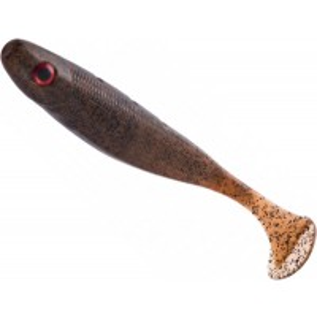 Shad Delphin BOMB Rippa, Honey, 5cm, 5buc/plic