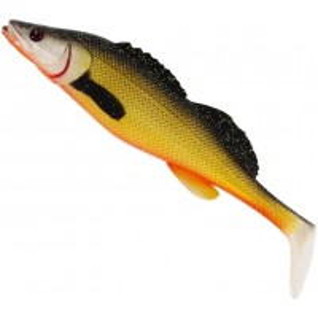 Shad Westin Zander Teez Shadtail, Culoare Official Roach, 8.5cm, 6g, 2buc/blister