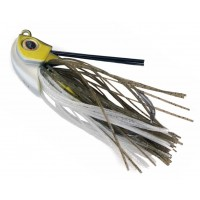 Skirt-Jig Jackson Qu-on Verage Swimmer Jig, AY, 7g