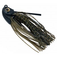 Skirt-Jig Jackson Qu-on Verage Swimmer Jig, GP, 10.5g