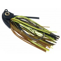 Skirt-Jig Jackson Qu-on Verage Swimmer Jig, MDC, 10.5g