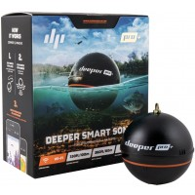 Smart Sonar Deeper Pro+