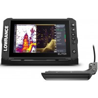 Sonar Lowrance Elite FS™ 9 with Active Imaging 3 in 1
