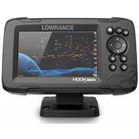 Sonar Lowrance Hook Reveal 5 85/200 HDI CHIRP, Multifunctional+Chartploter