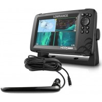 Sonar Lowrance Hook Reveal 7 50200 HDI CHIRP, Multifunctional+Chartploter+Totalscan 7 Triple Shot