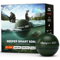 Sonar Smart Deeper Chirp + Wireless Echo-Sounder + GPS (model DP3H10S10)