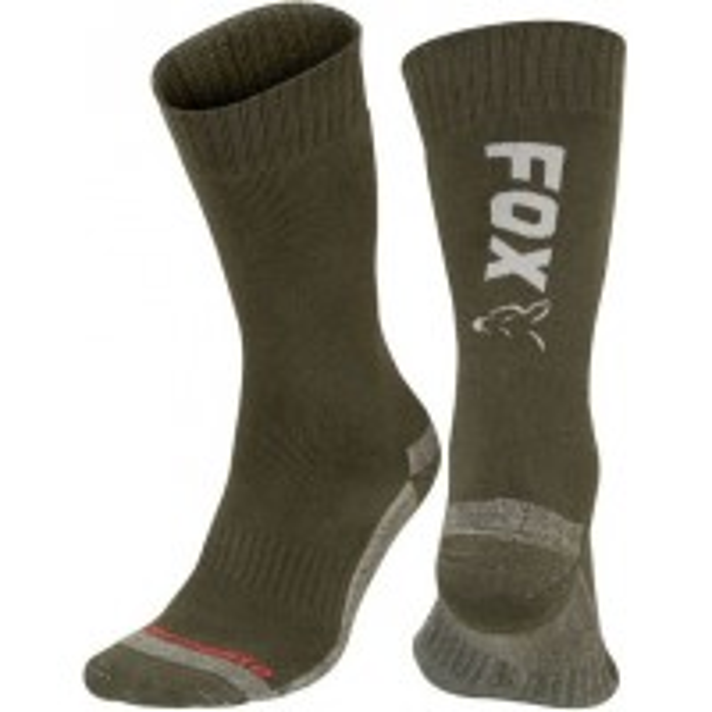 Sosete Fox Collection Socks, GreenSilver
