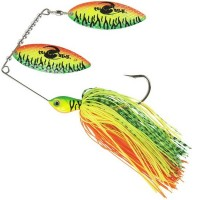 Spinnerbait Cat Spirit Salcie/Salcie, Fire Tiger, Nr.9/0, 63g