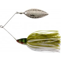 Spinnerbait Westin Monster Vibe, Culoare Wow Perch, 23g