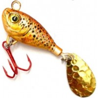 Spinnertail Spinner Jig Fish Trout, Culoare Trout, 13g