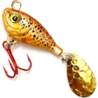 Spinnertail Spinner Jig Fish Trout, Culoare Trout, 16g