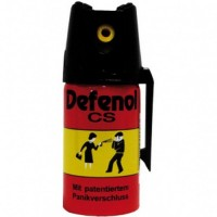 Spray Autoaparare Paralizant Klever Defend CS, 50ml