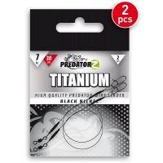 Strune Carp Zoom Predator Z Titanium 2buc/plic