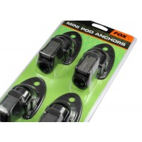 Suport Fox Mini Pod Anchors, 4buc/set