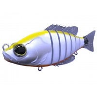 Swimbait Biwaa Seven Section Hi-Viz 13cm