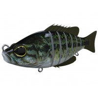 Swimbait Biwaa Seven Section Real Bass 10cm