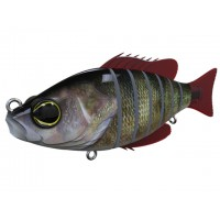 Swimbait Biwaa Seven Section Real Perch 13cm