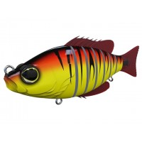 Swimbait Biwaa Seven Section Red Tiger 13cm