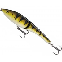 Swimbait Storm Kickin' Stick, Chrome Perch, Culoare 590, 12cm, 19g