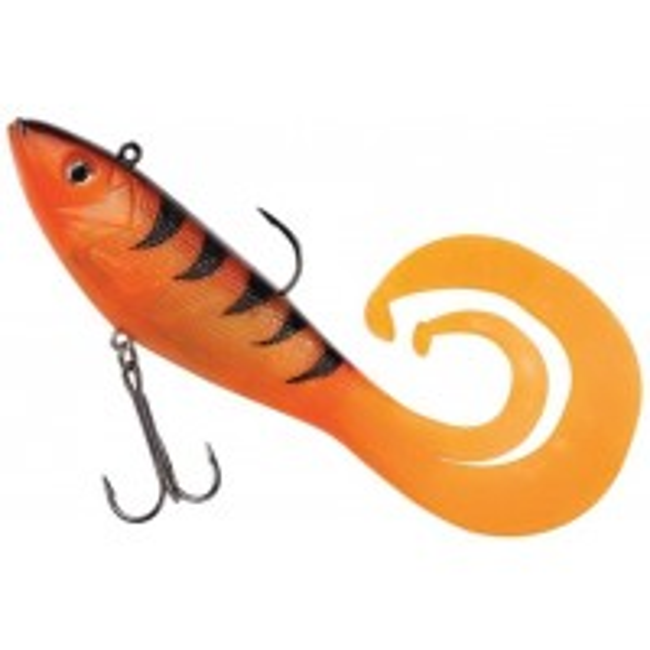 Swimbait Storm Split Tail Seeker Shad, Culoare OD, 20cm, 80g