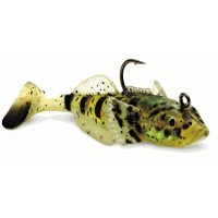 Swimbait Storm WildEye Live Sculpin, Natural, 6cm, 4g, 3buc/plic