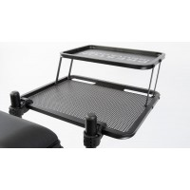 Tava Laterala Preston Offbox 36 Double Decker Side Tray pentru Scaun Modular, Large