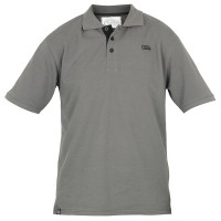 Tricou Fox Chunk Polo Grey/Black
