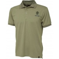 Tricou Polo Prologic Techfit, Kaki