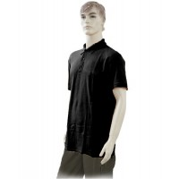 Tricou Polo The One Short Sleeve, Black