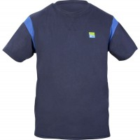 Tricou Preston Navy T-Shirt