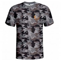 Tricou Savage Gear Simply Savage, Camo