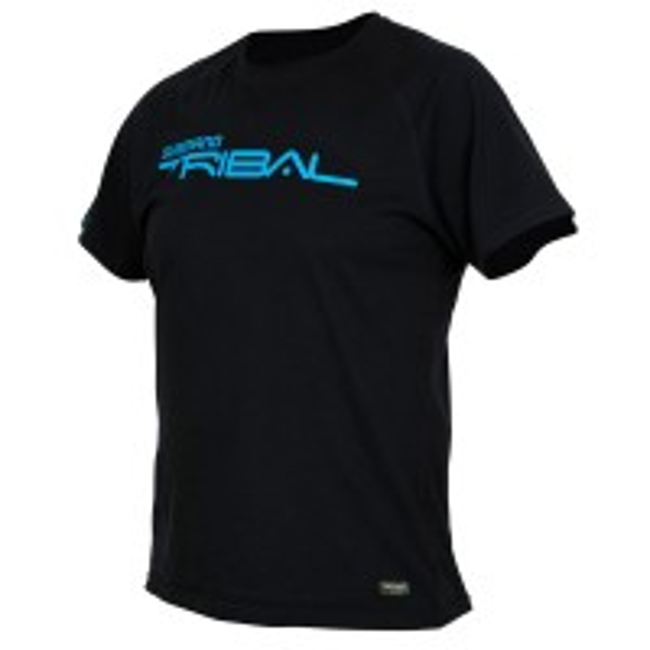 Tricou Shimano Tactical Raglan T-Shirt, Black
