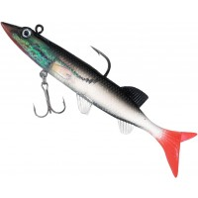 Naluca Jaxon Magic Fish TX-M, Culoare B, 8cm, 8g, 5buc/plic