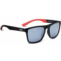 Ochelari Polarizati Rapala Urban Vision Gear  Asphalt, Matt Black/Red