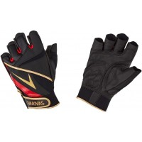 Manusi cu Degete Taiate Varivas Stretch Fit Glove 5, Black
