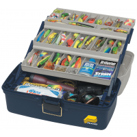 Valigeta Plano Tackle Box XL cu 3 Sertare, 49x25cm