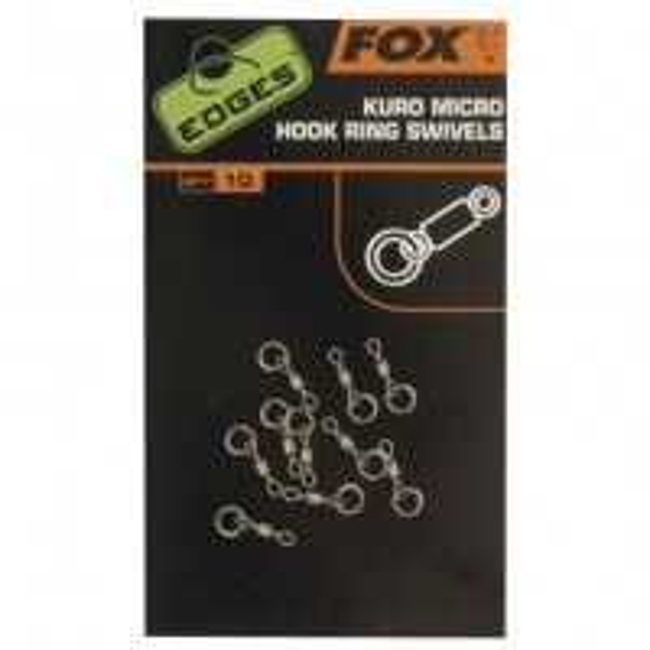 Vartej FOX Kuro Micro Hook, 10buc/plic