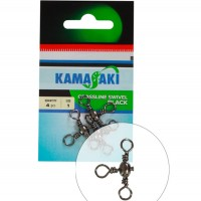 Vartej Triplu EnergoTeam Kamasaki Crossline Swivel