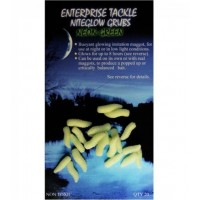 Viermi Artificiali Flotanti Enterprise Tackle NiteGlow, 20buc/plic