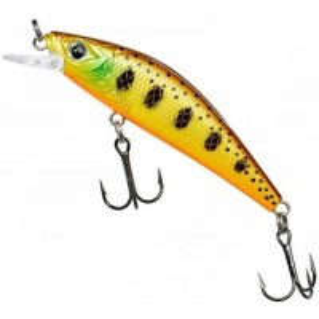 Vobler Gunki Gamera Minnow 78 SHW Sinking, Gold Trout, 7.8cm, 10.6g