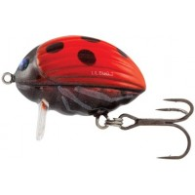 Vobler Salmo Lil'Bug BG3, Ladybird, 3cm, 4.3g