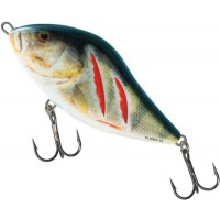 Vobler Salmo Slider Sinking SD6S, Wounded Real Perch, 6cm, 13g
