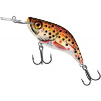 Vobler Salmo Sparky Shad SS4, Brown Holographic Trout, 4cm, 3g