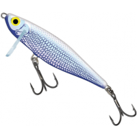 Vobler Salmo Thrill Sinking TH5, Culoare Holo Blue Bleak HBB, 5cm, 6.5g