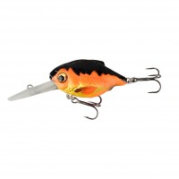 Vobler Savage Gear 3D Crucian Crank Black & Orange 3.4cm, 3g