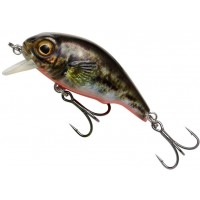 Vobler Savage Gear 3D Goby Crank, Culoare UV Red and Black, 5cm, 6.5g